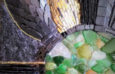 Mosaique stage Delphine Legal Ferel
